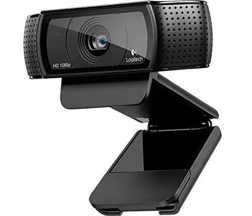 Price comparison product image Logitech C920 HD Pro USB 1080p Webcam