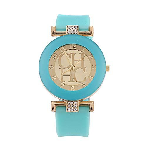 Herren Uhren,Pottoa Herren Frauen Uhren Uhren Damen Rosegold Herren Uhren Automatik Damen Uhren Sale Billige Uhren Lederband Mode Klassisch Lederband Analoge Led Armbanduhr