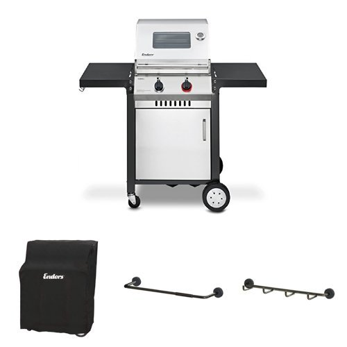 Enders Gasgrill Monroe 2 S Wetterschutzhlle Grill Mags