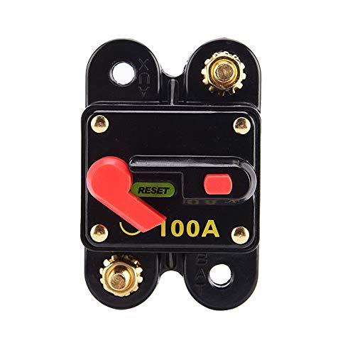 Docooler 100A Sicherungsautomaten mit manueller Rückstellung -