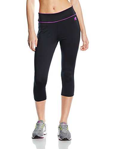 MusclePharm, Pantaloni Pinocchietto aderenti a 3/4 Donna MPLPNT427 - 41jx2xqgGTL