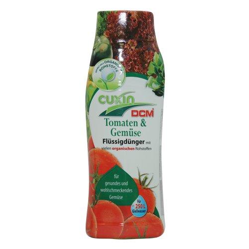 Cuxin Flüssigdünger für Tomaten und Gemüse, 800 ml