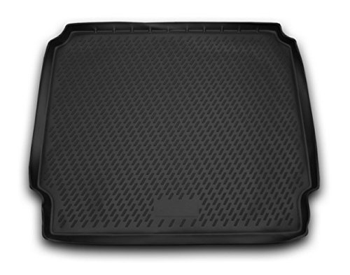 AD Tuning TMP25016 Passform Kofferraumwanne, Anti-Rutsch Oberfläche, schwarz