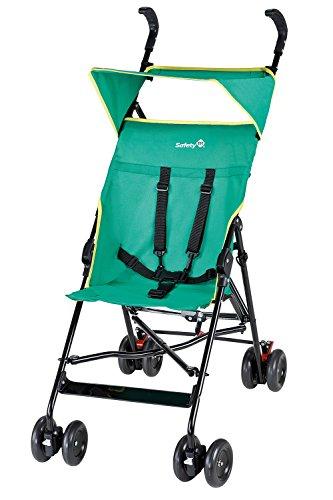 Safety 1st 11829420Peps Passeggino compatto con parasole, Jungle Green