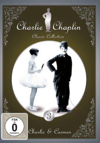 Charlie Chaplin Classic Collection, Vol. 3: Charlie & Carmen