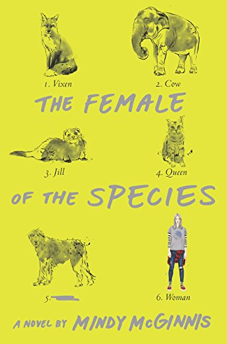 The Female of the Species por Mindy McGinnis
