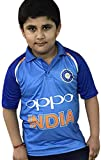 #6: Step Shoes India Cricket Team t Shirts for Kids_Cricket Jersey