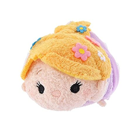 Disney Mini Peluche Tsum Tsum Raiponce Version Japonaise