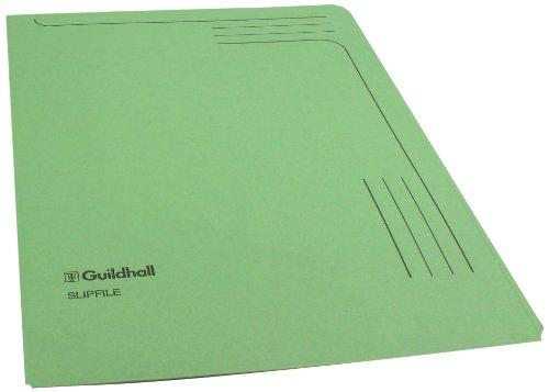 14603 Guildhall Aktendeckel, 31,5 x 23 cm, grün