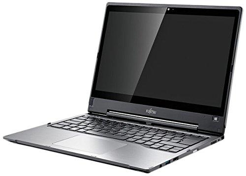 Fujitsu VFY:T9350M47APDE 33,7 cm (13,3 Zoll) Notebook (Intel Core-i7 5600U, 2,6GHz, 8GB RAM, 256GB SSD, Win 8.1) schwarz (Schwarz Holzkohle Notebook)