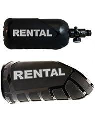 Exalt Rental 48ci - Protection pour bouteille - noir