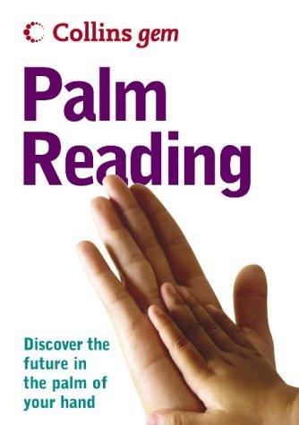 Palm Reading (Collins Gem) by Bridget Giles (Editor), Jane Johnson (Editor) (4-Apr-2005) Paperback