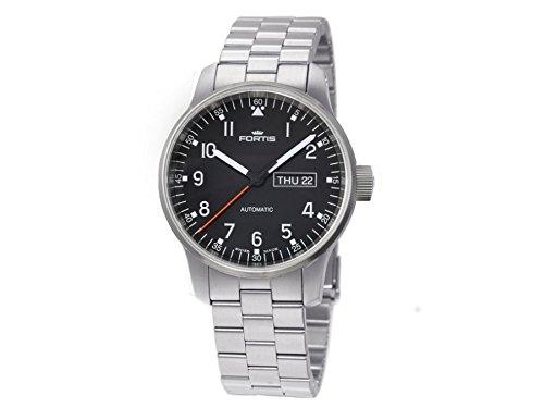 Fortis Spacematic Pilot Professional Automatik Uhr, ETA 2836-2, Limited Ed.