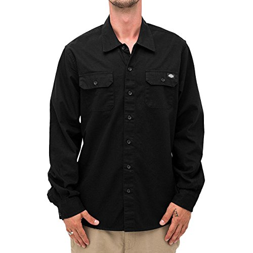 dickies-hombres-camisa-firestone