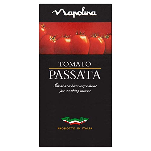 Napolina Passata, 500 g, Pack of 12