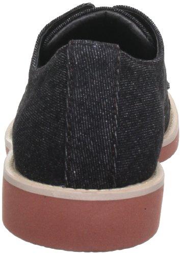 P1 55, Chaussures basses homme Noir (Black)