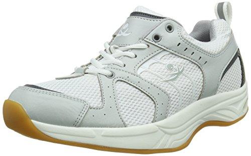 Chung Shi AuBioRiG Comfort Step Tokyo 9102355, Chaussures Marche nordique homme Blanc-TR-SW237
