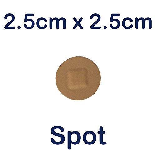 50x Steroplast STEROSTRIP auténtica Premium calidad tiritas Washproof primeros auxilios herida Spot 2,5cm
