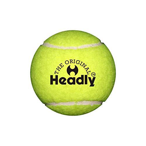 Headly Heavy Yellow Cricket Tennis Ball