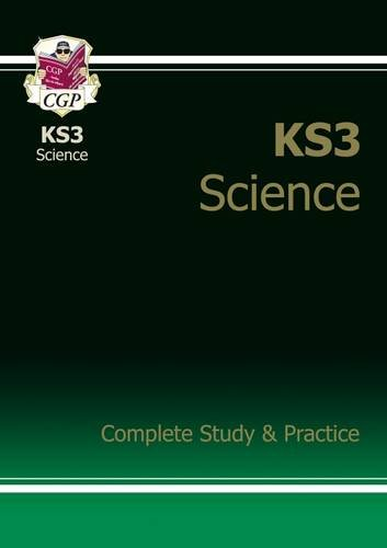 KS3 Science Complete Study & Practice: Complete Revision and Practice (Complete Revision & Practice)