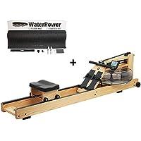 Preisvergleich für Water Rower Eiche Rudergerät + Starter Kit