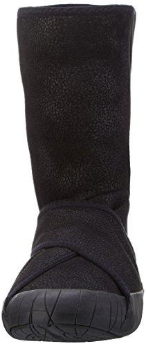 Vibram Five Fingers Unisex-Erwachsene Furoshiki Mboot Stiefel Schwarz (Black)