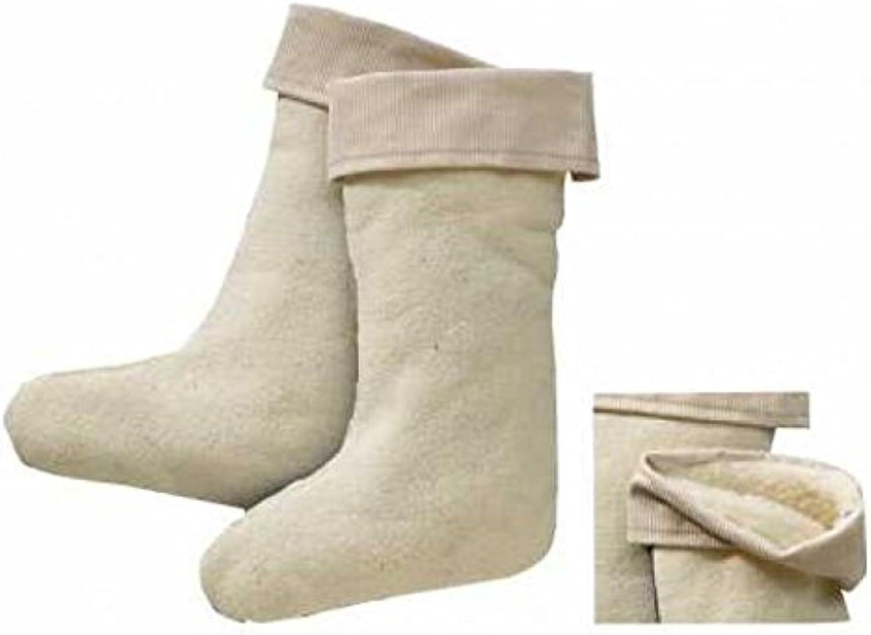 Stiefeleinsatz mit Stulpe   Schuhgröße: 45/46  Billig und erschwinglich Im Verkauf