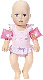 Zapf Baby Annabell Learns To Swim Doll, Multi Color