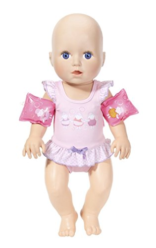 Zapf Creation 700051 Baby Annabell Learns to Swim Puppe