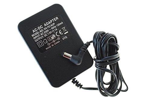 Original Netzteil AC-DC ADAPTER DVE DV-751AUP 7.5V-1A Stecker ca. 2,1 x 5,5 mm
