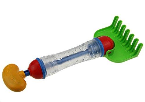 Preisvergleich Produktbild BXT Multifunktionale Rake Wasserpistole Spielzeug Standspielzeug Sprühpistole, geeignet für ab 3 Jahre Alter Unisex Kinder