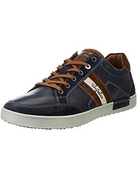 Australian Herren Lombardo Leather Sneakers
