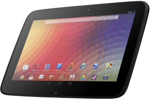 Samsung Nexus 10 32GB Schwarz Tablet - Tablets (25,4 cm (10 Zoll), 2560 x 1600 Pixel, 32 GB, 2 GB, Android, Schwarz) (Samsung 10in Tablet)