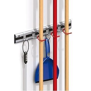 Gerätehalter mit coaxis-Profil, breit