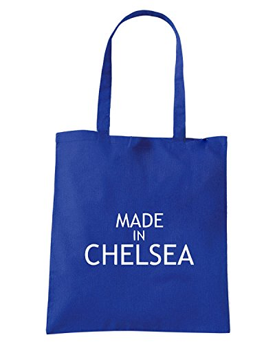Cotton Island - Borsa Shopping WC0481 Made In Chelsea, Taglia Capacita 10 litri