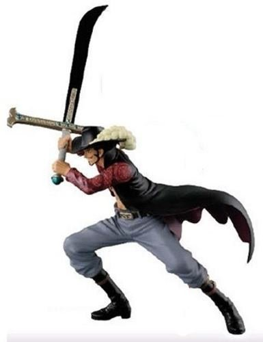 One Piece: Mihawk Dulacre Figura original