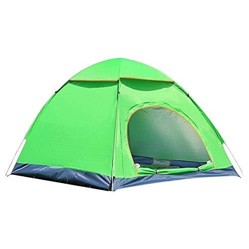 xiangpian183 3-5 Personen Camping Zelt, Double Layer wasserdicht 4 Saison 5-Personen Backpacking Zelt, Zelte für Camping -