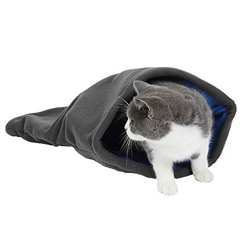 ASOCEA - Saco de Dormir portátil para Gatos