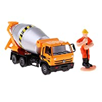 IPOTCH 1/50 Engineering Car Truck Vehicle Model Construction
