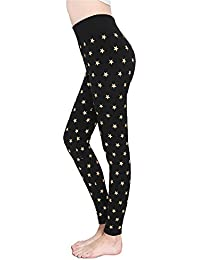 0178d3a12a6c50 Wagsiyi Fitness Leggings Frauen sportbekleidung Training Yoga Hosen  Athletic Sport Leggings Sterne gedruckt hohe Taille Stretch