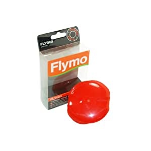 how to use a flymo lawnmower