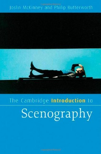 The Cambridge Introduction to Scenography (Cambridge Introductions to Literature) by Joslin McKinney (2009-11-19)