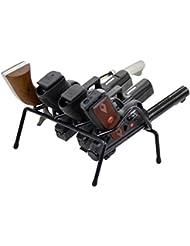 Boomstick Gun Accessories 4pistola HandGun negro con revestimiento de vinilo pistola accesorio de