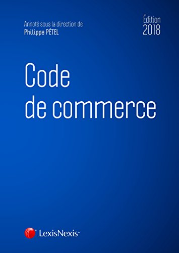 Code de commerce : Version eBook incluse