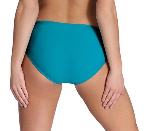 Merry Style Damen Bikini Unterteil M30 Türkis