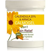 CALMOGEL 2en1 Gel de Caléndula 20% y Árnica Remedio 100% Natural 2en1 1000 ml