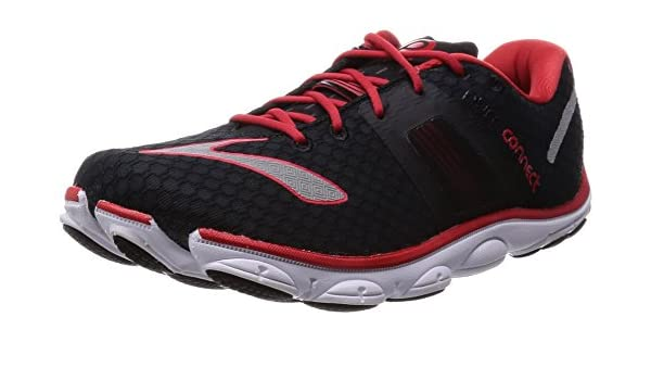 171c6345ab4 Brooks Men s PureConnect 4 Running Shoes Black US 10. 5  Buy Online at Low  Prices in India - Amazon.in