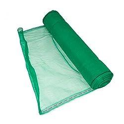 Oypla Safenet Green Shade Debris Scaffold Netting 2mtr x 50mtr