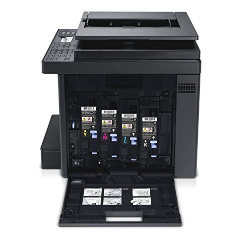Dell E525w LED-Farblaser-Multifunktionsdrucker - 4