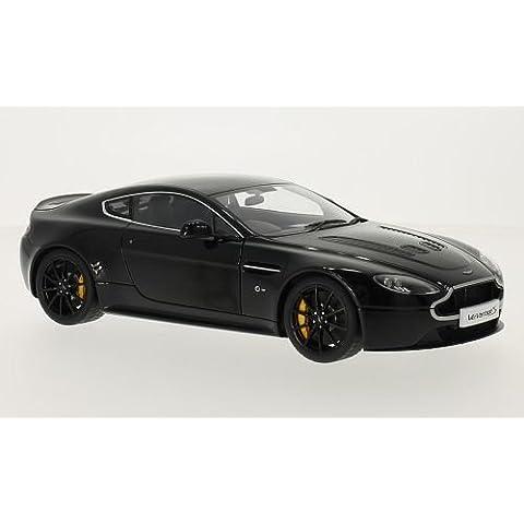 Aston Martin V12 Vantage S, nero, RHD, 0, modello di automobile, modello prefabbricato, AutoArt 1:18 Modello esclusivamente Da